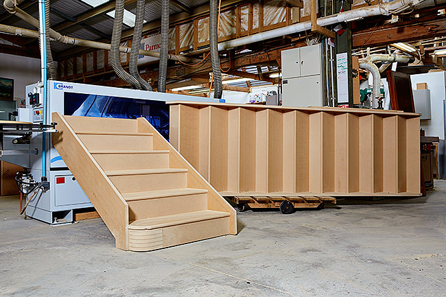 custom made stairs